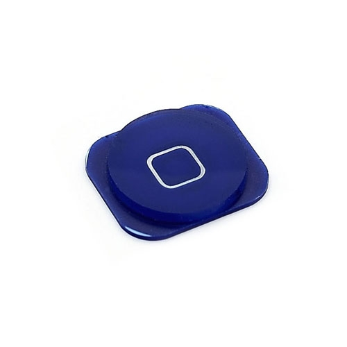 iPhone 5 Home Button Knopf - Dunkelblau
