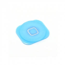 iPhone 5 Home Button Knopf - Hellblau