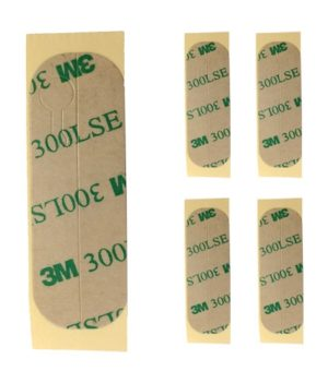 3M Adhesive Kleber für iPhone 5 Backcover Glas Abdeckung für Ober- und Unterseite