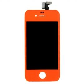 iPhone 4S Umbauset - Blutorange