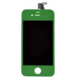 iPhone 4S Umbauset - Grün