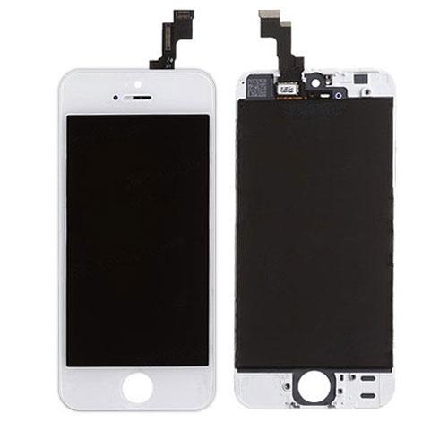 iPhone 5S Ersatzdisplay Weiss (Display)