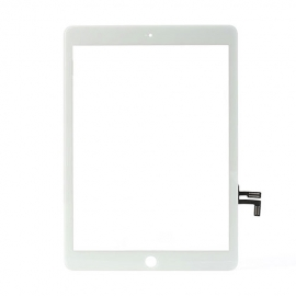 iPad Air (iPad 5) Touchscreen Glas Digitizer (vormontiert) - Weiss