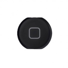 iPad Air 5th-Gen Home Button Key - Black