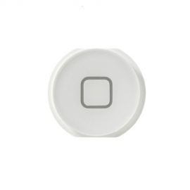 iPad Air 5th-Gen Home Button Key - White