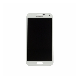 Samsung Galaxy S5 LCD & Touch-Screen-Ersatz - Weiss