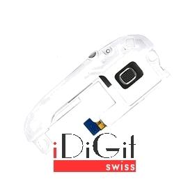 Samsung Galaxy S3 i9300 Lautsprecher Antennen Flex und Kopfhörer Anschluss - Weiss