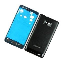 Samsung i9100 Galaxy S2 Voll Housing Black
