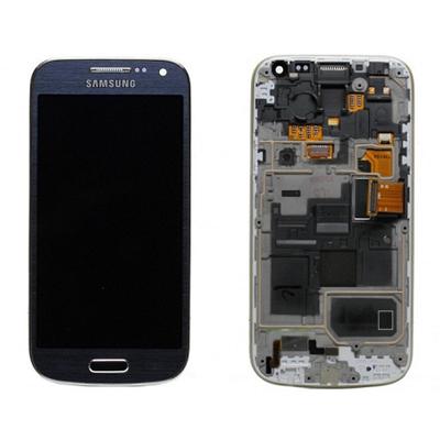 samsung galaxy s4 mini lcd touch screen schwarz idigit. Black Bedroom Furniture Sets. Home Design Ideas